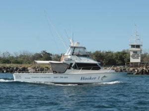 gold coast fishing charter boats